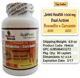 Curcumin Plus Boswellia